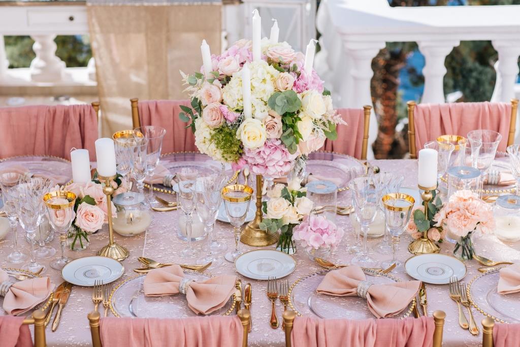 Wedding Art De La Table Events