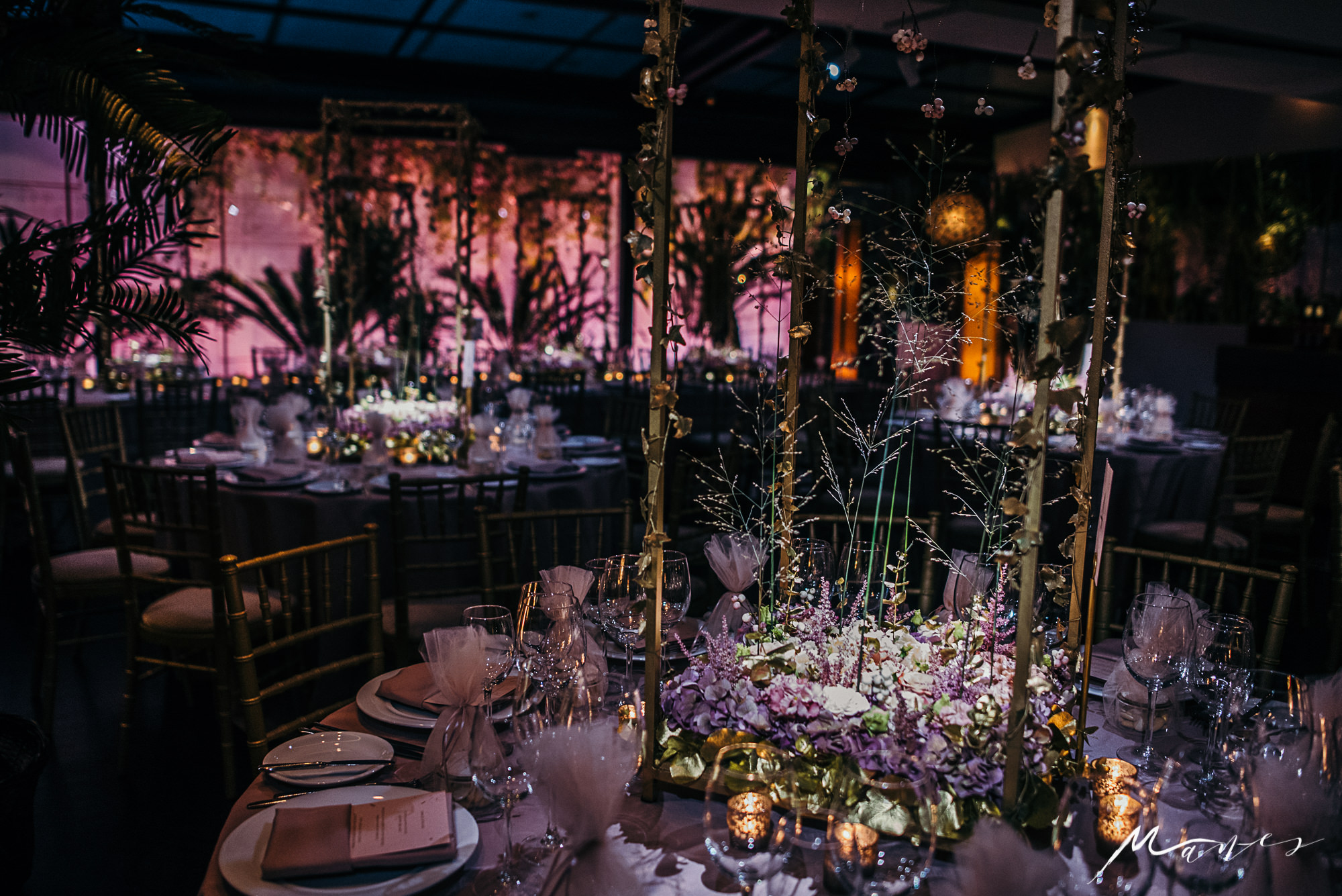 Table Centerpiece Events
