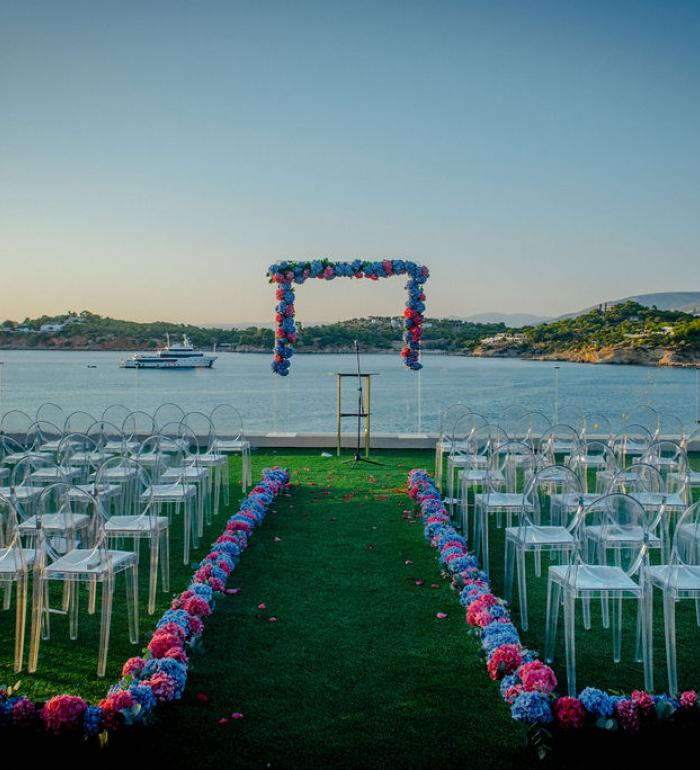 A&J - Destination Wedding Athens