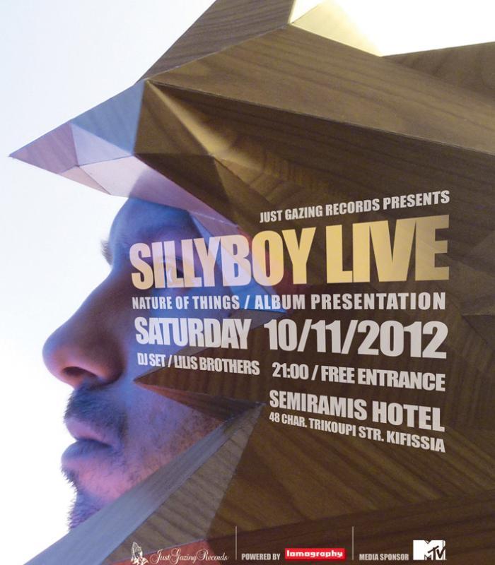 Sillyboy Album Presentation @ Semiramis